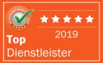 Timberfarm TOP Dienstleister ausgezeichnet.org
