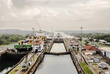 Panamakanal Maximilian Breidenstein
